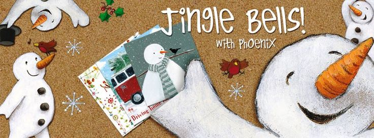 Jingle Bells with a laughing snowman at Christmas!