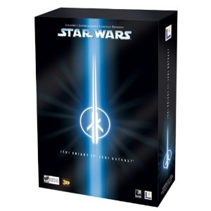 Star Wars Jedi Knight 2: Jedi Outcast (I have one of these, I Don't remember which though.)