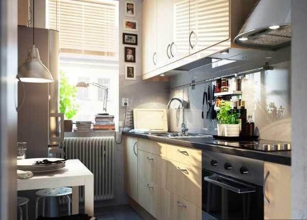 20 Einzigartige Kleine Küche Design Ideen
