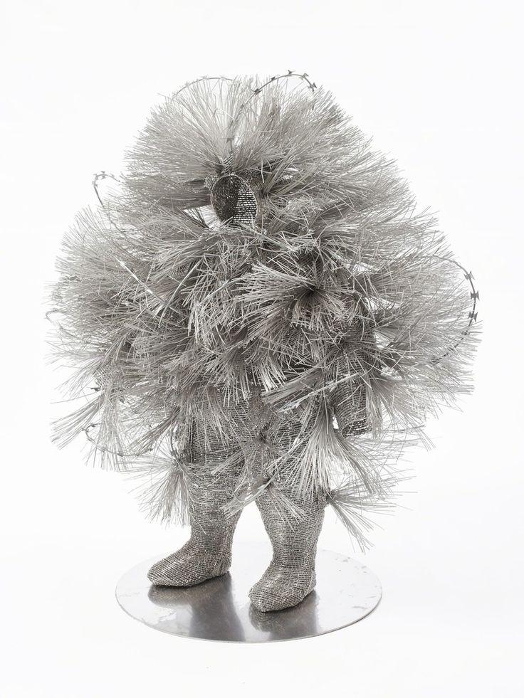 Walter Oltmann, Razor Brush Disguise, 2014