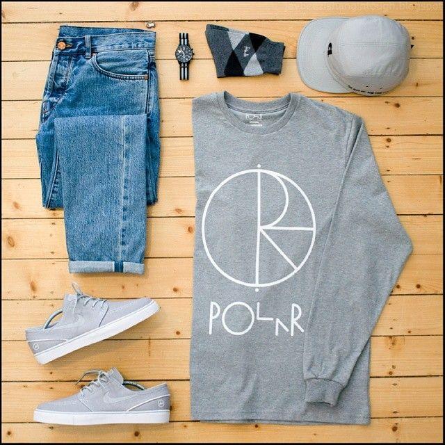 50 shades of grey .. #fashion