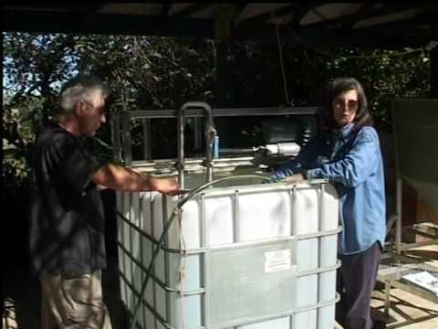 An Introduction to Actively Aerated Compost Tea Brewers. I need to find a couple of big aquarium pumps and start doing this!