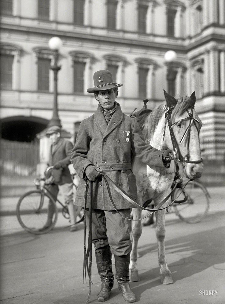 1915 Red Fox James, a Blackfoot Indian, rode horseback from state to state seeking approval for a day to honor Indians. On Dec. 14, 1915, he presented the endorsements of 24 state governments at the White House. There is no record, however, of such a national day being proclaimed. (Library of Congress)""