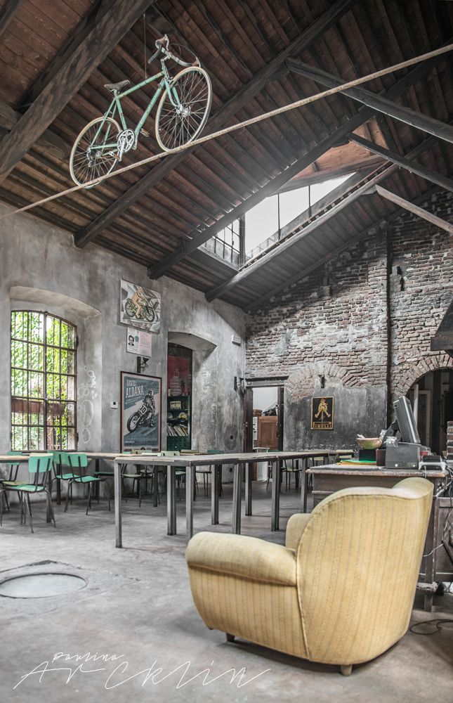© Paulina Arcklin   Blog post: FONDERIE MILANESI Bar&Restaurant in Milan, Italy