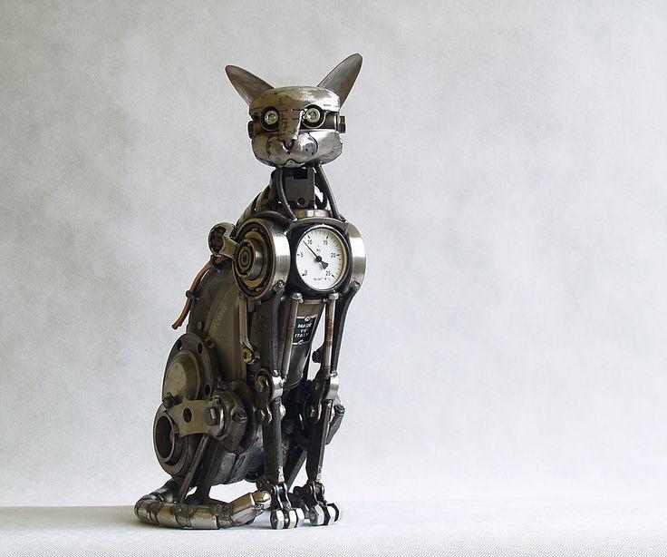 Tomas Vitanovsky ART   Recycled Art