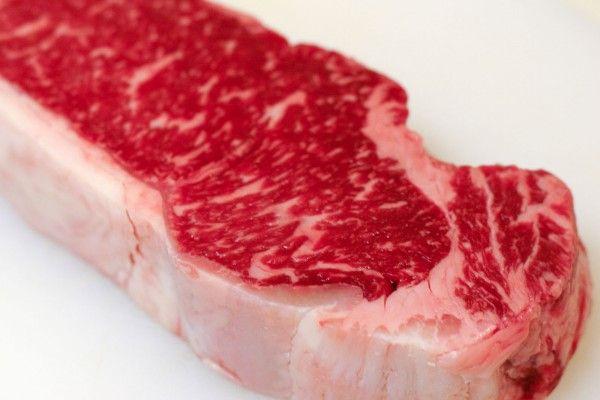 "Pan Seared Steak ""Recipe courtesy Alton Brown, Good Eats  Episode: Steak Your Claim"""