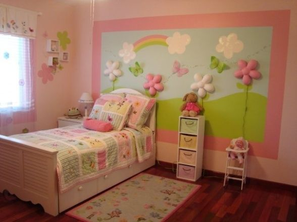 97 best girl's room decor images on pinterest
