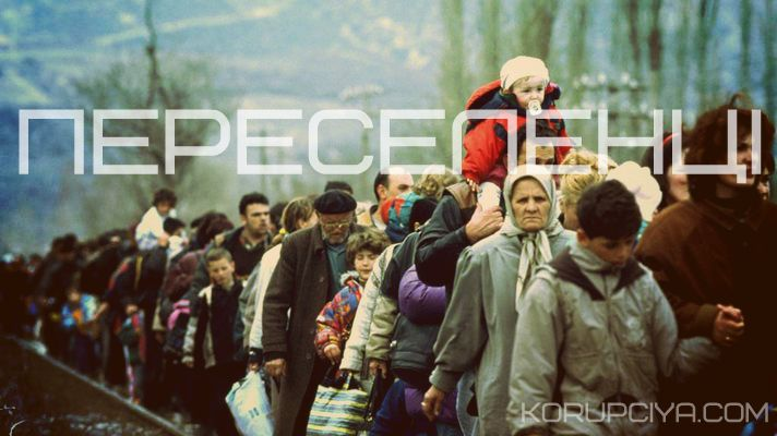 переселенці біженці