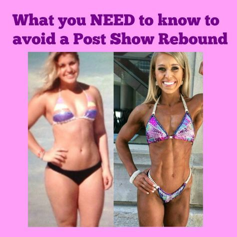 Reverse Dieting – Angel Competition Bikinis