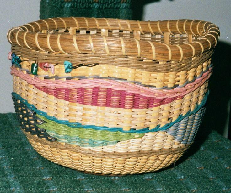 Nantucket Basket Weaving Patterns : Best images about basket weaving on