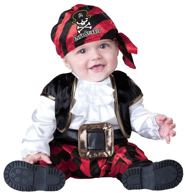 Captain Stinker Pirate Infant Costume