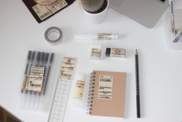 Hello Everyone! So it is no secret I love Muji. I usually make a purchase at least once a month. Whether it is a new pack of pens, a folder, or a new Elderflower candle, I just cannot help myself. So