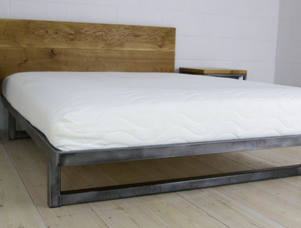 best 25 industrial bed frame ideas on pinterest pipe