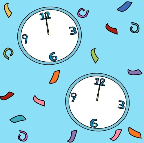 Free Interactive Clock Tool! Children will have a blast learning and telling time with this fun learning tool!  Graphics from www.mycutegraphics.com
