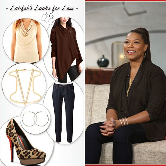 excellent queen latifah outfit