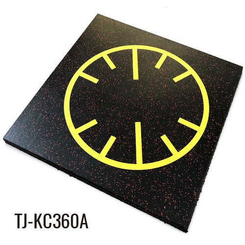 20\u2033 Functional Bright Luxury Rubber Floor Tiles Tiled Flooring