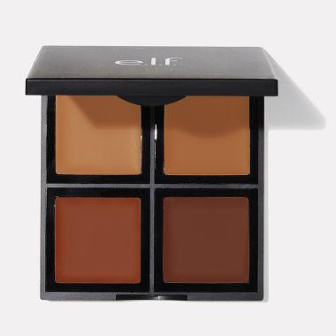 Professional 4 Shades Foundation Palette | e.l.f. Cosmetics