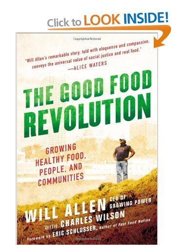 """The Good Food Revolution"" is the inspirational story of Will Allen, a pro basketball player turned farmer, who is striving to bring healthy and affordable food to poor, urban communities."