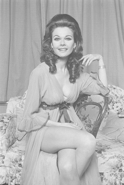 English actress Imogen Hassall (1942 - 1980), UK, 26th April 1971.