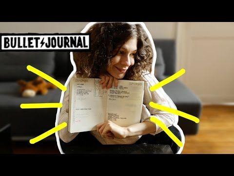 L'OUTIL QUI CHANGE LA VIE (mon bullet journal) | solangeteparle - YouTube