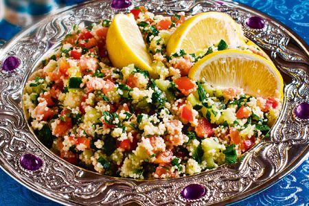 Ταμπουλέ (Tabbouleh) - Συνταγές | γαστρονόμος