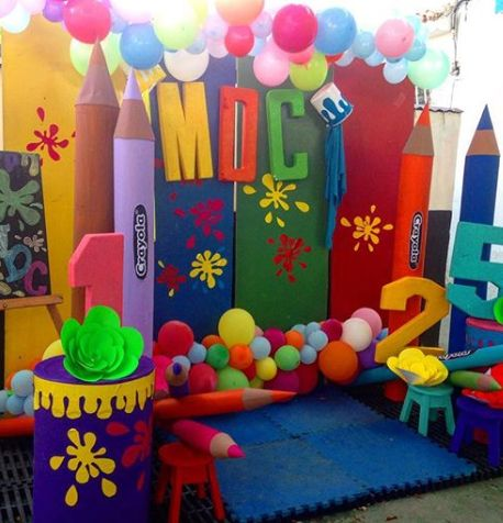 101 parties: How do you celebrate your kindergarten qualification?