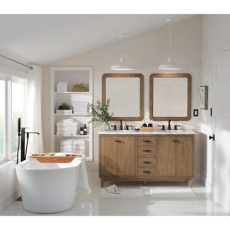 Diy Kitchen Cabinets Brisbane: Home Decorators Collection Brisbane 61 In. W X 22 In. D