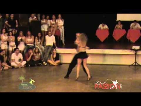 Eglantine Oliveira & Bruno Galhardo - Zouk Day - YouTube