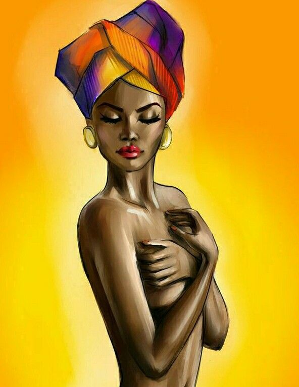 #Black is Beautiful  #Black Art                                                                                                                                                                                 More