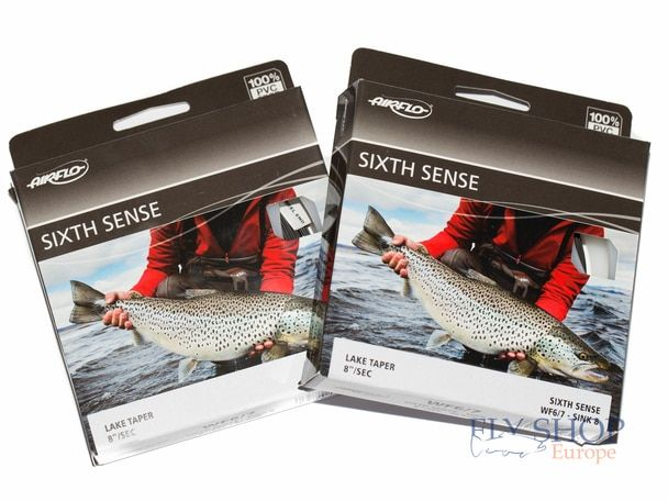 Airflo NEW Sixth Sense Competitor Fishing Fly Line
