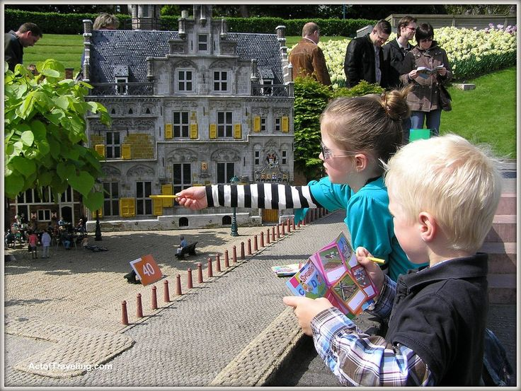 Netherlands with kids