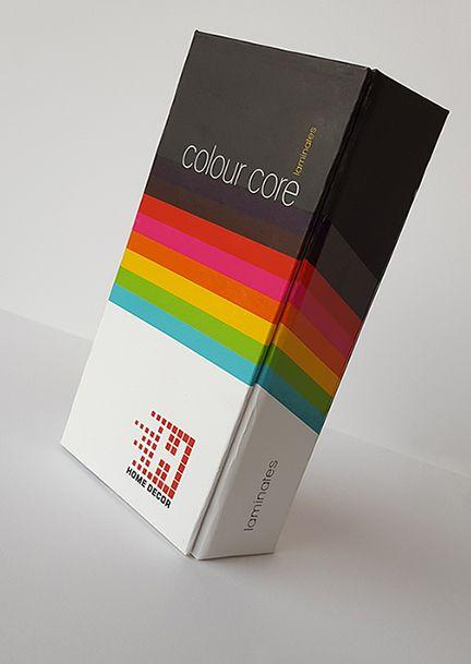 Home Decor - Colour Core - Laminates Sample Card #HomeDecor #ColourCore #Laminates #SampleCard #YAworks