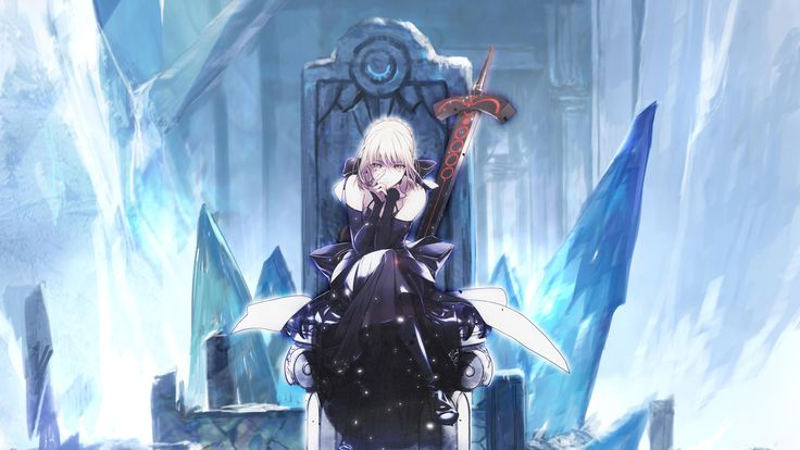 Even More Saber [F/Z] (Absurdly HD 7040x3960 / 1920x1080