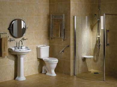 Why not improve your home by replacing you old bathroom with a brand new stylish one?