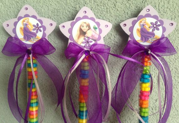 The Magic Wand Filled with sweet tart candies by designsbyemilys, $34.99