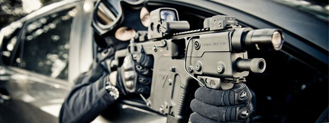 Vector SMG .45 ACP TacPac