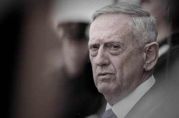 """Secretary of Defense James Mattis was on CBS' morning talk show """"Face The Nation"""" Sunday morning to talk about the fight against ISIS. When host John Dickerson asked Mattis, """"What keeps you awake at night?"""" Mattis responded calmly with a stone cold face: """"Nothing. I keep other people awake at night."""" Here is the video and below is the full interview. https://youtu.be/YCNCgoLTjlw This quote might top Mattis' long list of famous quotes. Below..."""