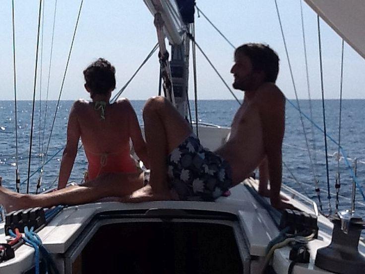 Mini vacanza alle 5 Terre in barca a vela. #minivacanzainbarcavela #skipperclub #vacanzainbarcavela #weekendlungoinbarcavela #5terreinbarcavela
