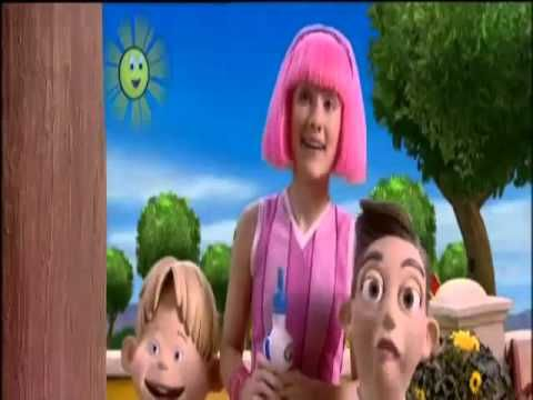 Lazy Town s2 e15 Energy Book Full long movie episodes 2013