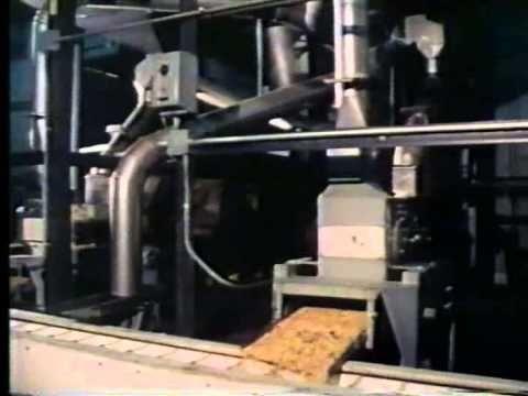 Classic Sesame Street film peanut butter factory song