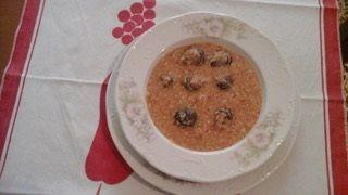 Σαλιγκάρια με σιτάρι - Ηράκλειο Μαρίνα Παπάζογλου Διαιτολόγος Διατροφολόγος