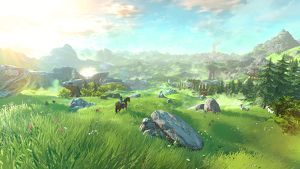 Zelda: Breath Of The Wild is being co-developed by Monolith Soft