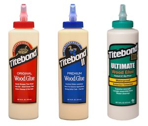 How to find the right wood glue