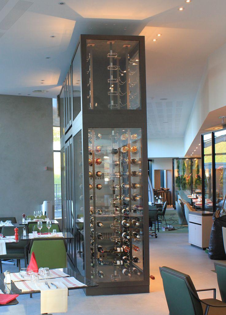 les 48 meilleures images du tableau cave vin sur mesure restaurants sur pinterest. Black Bedroom Furniture Sets. Home Design Ideas