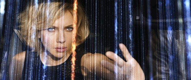 "LUCY.... yup. This is what I'm talkin about. 18 Reasons Scarlett Johansson's ""Lucy"" Is A Future Stoner Classic"
