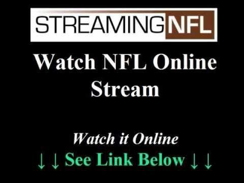 Watch NFL Online --> http://www.youtube.com/watch?v=6WT_dSC_MJo
