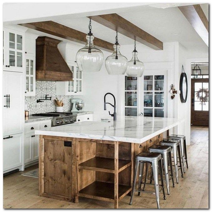 33 Attractive Kitchen Design Inspirations You Must See