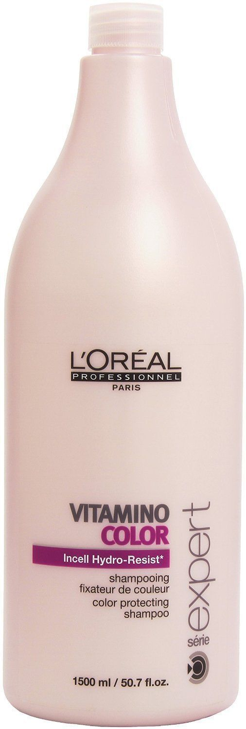 Shampoos and Conditioners: Loreal Serie Expert Vitamino Color Shampoo 50.7 Oz BUY IT NOW ONLY: $31.99