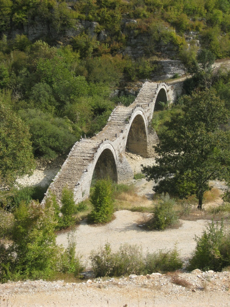 The bridges of Zagoria, Greece