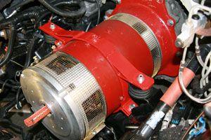 Electric Conversion Motor